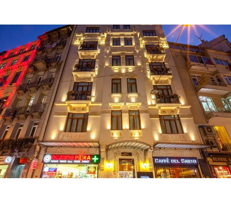 Emlak Live dan Galatasarayda F.dahil balkonlu full esyalı daire