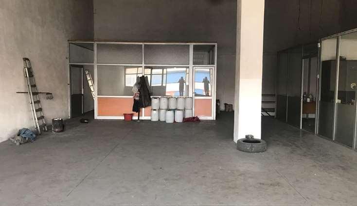 ELFİ den NOSAB DOKUMACILAR SİTESİNDE 400 m2 KİRALIK ATÖLYE