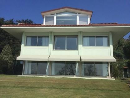 Sarıyer Alsit Villaları'nda Satılık Villa