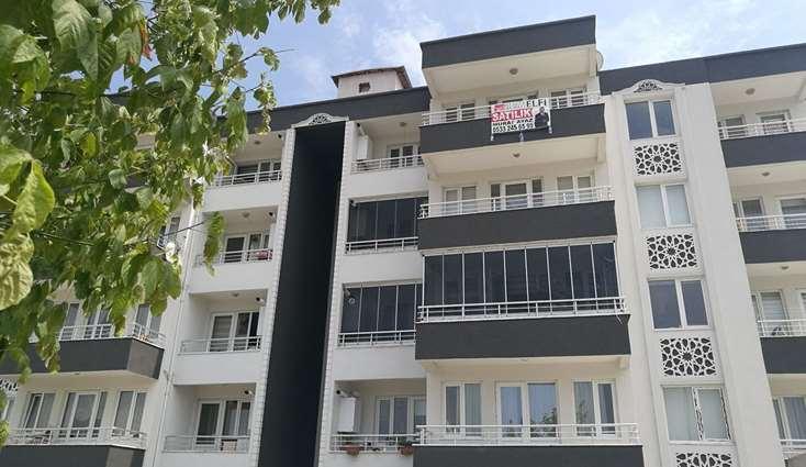 ELFİ KELEPİR ÜÇEVLER SİTE İÇİ NET180M2,4+1 FIRSAT KÖŞE DUBLEKS