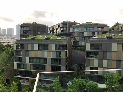 Flat for Sale in Ulus Savoy Compound