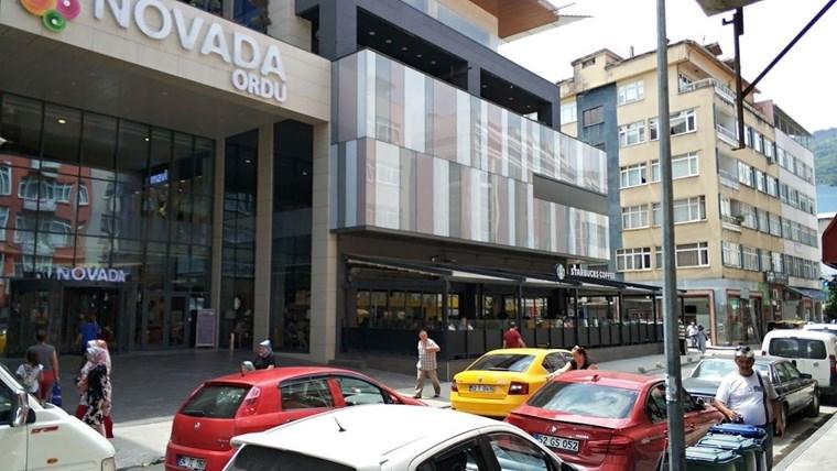 Ordu Novada Karşısı Kiralık Dükkan