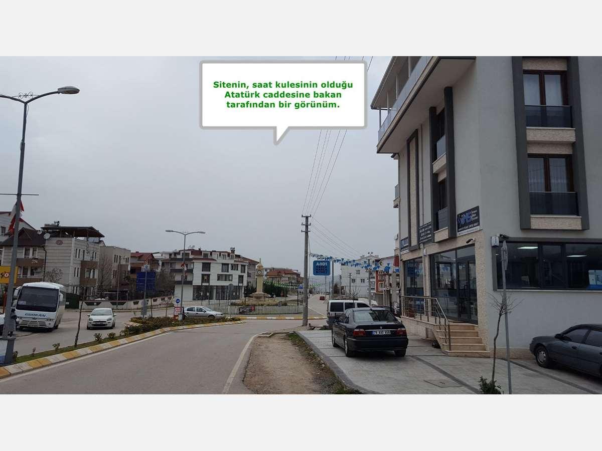 KARŞIYAKA BARBAROS'DA SİTE İÇİ 3+1 ÇATI DUBLEKS SATILIK DAİRE - 30