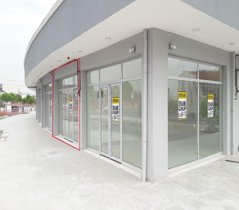 Manisa Şehir Hastanesi Karşısında Kiralık Dükkan
