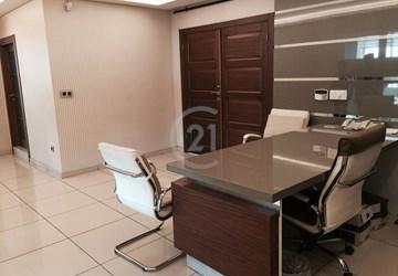 Balgat Cevizlidere Caddesinde Mobilyalı Kiralık Ofis Katı