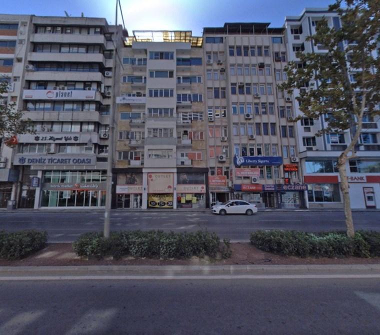 Konak Cumhuriyet Bul Borsa Gümrük Mevkii 55 m2 Kiralık Büro Ofis