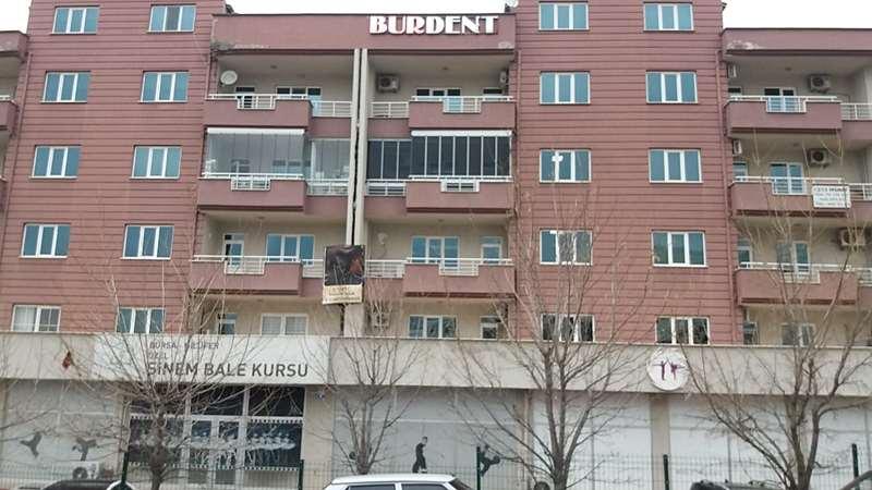 ATAEVLER'DE İŞHANI'NDA 135 M2 SATILIK OFİS