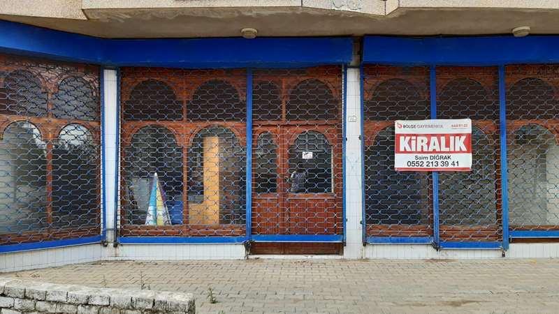 DARICA KAZIM KARABEKİR'DE CADDE ÜZERİ KİRALIK DÜKKAN