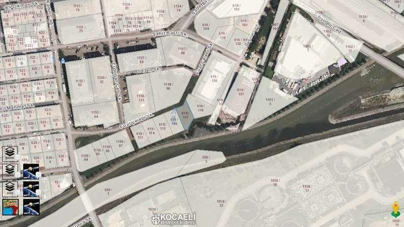 İzmit, 42 Evlerde 388m2 Ticari Alan Satılık