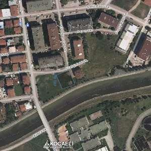 İzmit 42 Evlerde 686m2 Ticari İmarlı Arsa Satlık