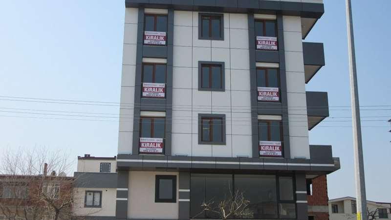 Bölge den Atatürk Caddesine Cephe Kiralik İşyeri