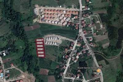 BAŞİSKELE BAHÇECİKTE VİLLA İMARLI 5.270 m² TÜM ADA TEK TAPU