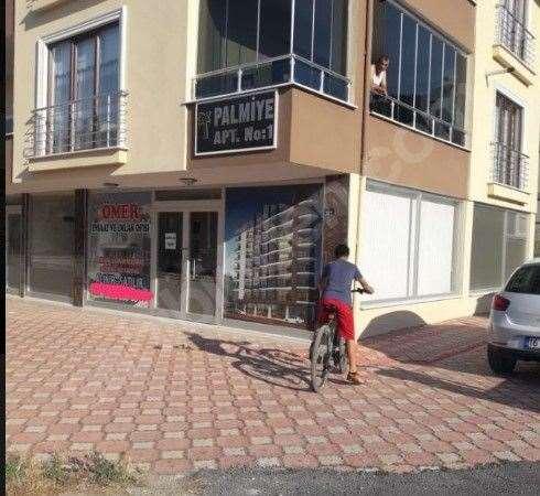 Çalı GÜMÜSLÜKTE cadde üzeri satılık dükkan